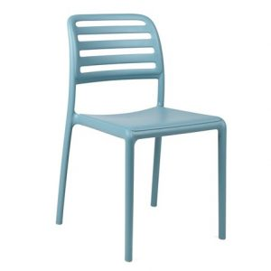 Costa Cafe Bistro Chair NZ - Blue