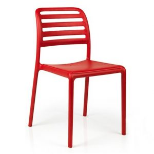 Costa Cafe Bistro Chair NZ - Red