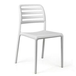 Costa Cafe Bistro Chair NZ - White