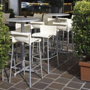 Duca Bar Chair NZ - Cafe Furniture New Zealand