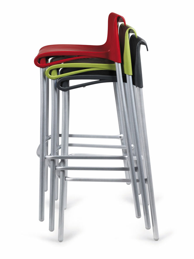 Duca Bar Stool - Hospitality Furniture NZ