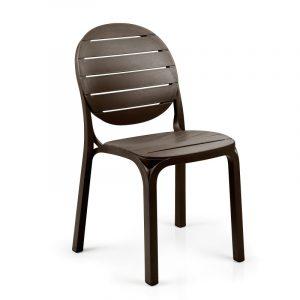 Erica Garden Chair NZ - Coffee Colour