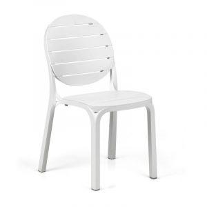 Erica Garden Chair NZ - White
