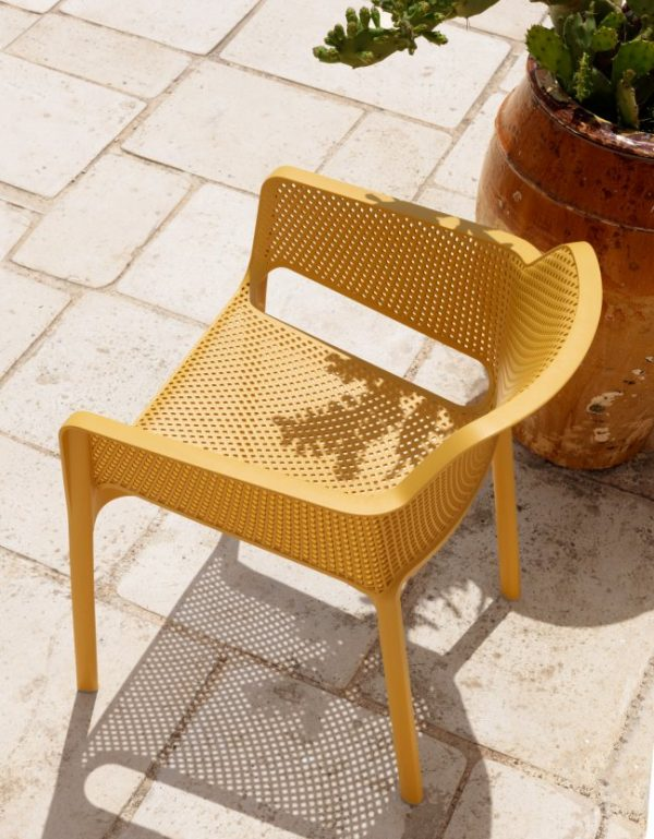 Net Outdoor Cafe Chair Hospitality Furniture Nz