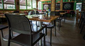 Bora Outdoor Armchair NZ - Restaurant & Cafe Furniture