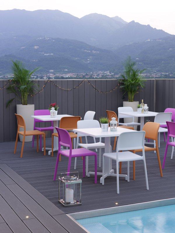 riva resin outdoor chair hospitality furniture nz