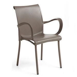 Dama Chair - Taupe