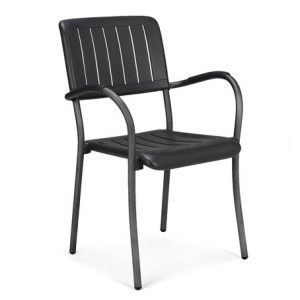 Musa Chair - Charcoal