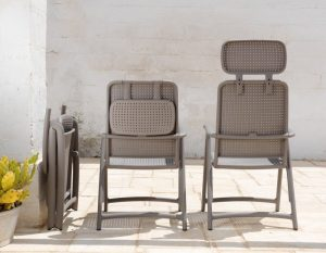 Aquamarina Reclining pool Chair NZ - Headrest foldable
