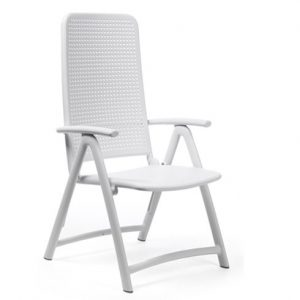 Darsena Commercial Pool Safe Chair NZ - White