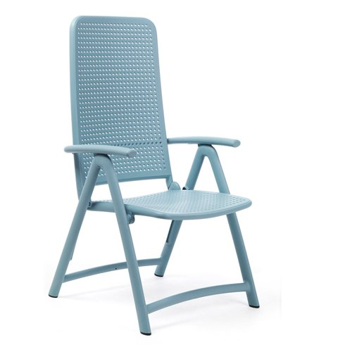 Darsena Reclining Pool Safe Chair NZ - Blue