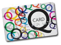 Q-Card Finance Available