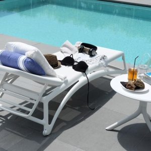 Atlantico Sun Loungers Outdoors By the Pool