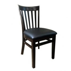 Windsor Oak Restaurant Chair NZ - Walnut Colour