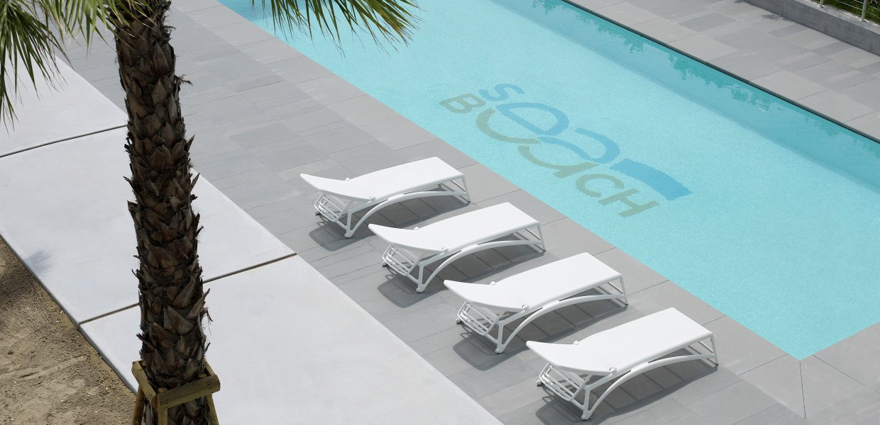 Atlantico Sun Lounger - Residential & Commercial