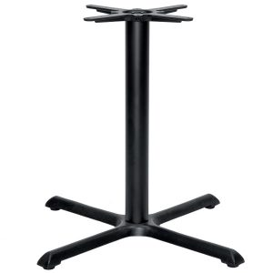 Crucifix Cafe Table Base NZ - 560 Foot Print