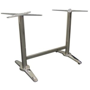 Soho / Roma Chrome Double Table Base NZ