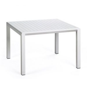 Aria 60 Coffee Table - White