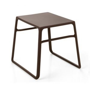 Pop Side Table - Coffee Colour