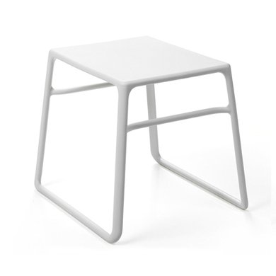 Pop Side Table – White