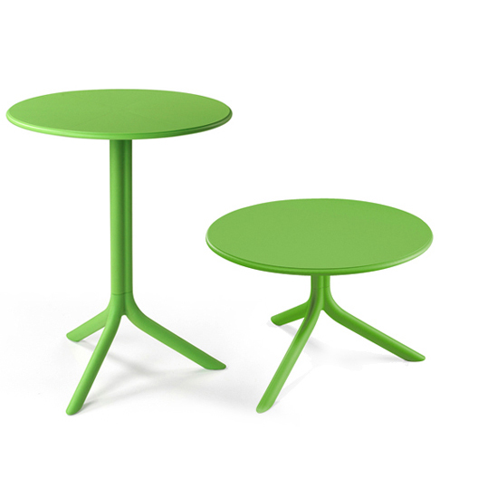 Spritz Table & Spritz Coffee Table – Lime