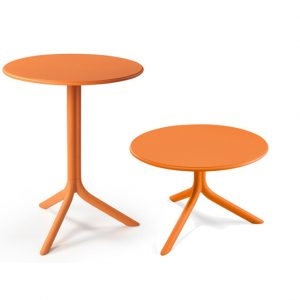 Spritz Table & Spritz Coffee Table - Orange