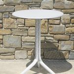 Step Table – White