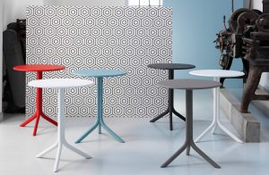 Step Tables Contract Furniture Image - All Colours