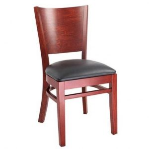 Chester Chair - Cherry Finish