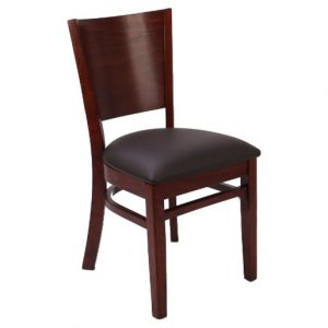 Chester Chair - Mahogony Finish