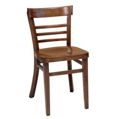 Villa Chair – Walnut Stain